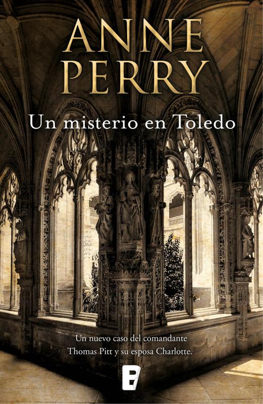 Un misterio en Toledo