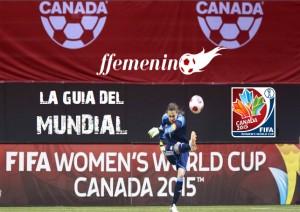 Guía Mundial Fútbol Femenino - Canadá 2015