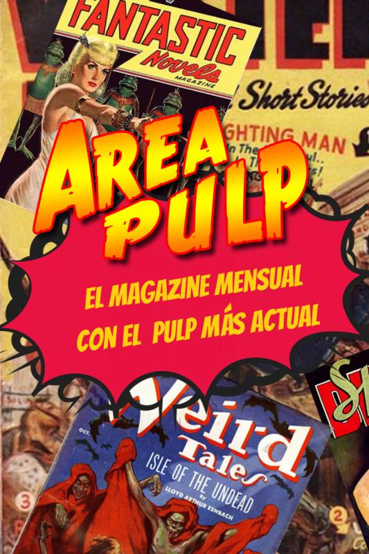 Area Pulp/ Revista Vaulderie junio 2020