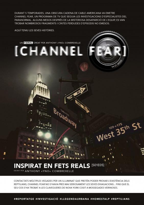 Channel Fear T1E5 Inspirat en fets reals