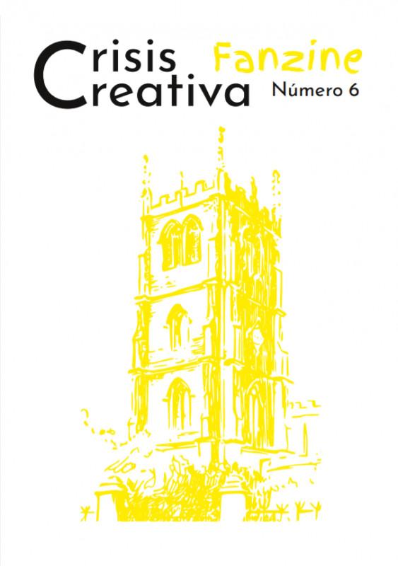 Número 6 Crisis Creativa Fanzine