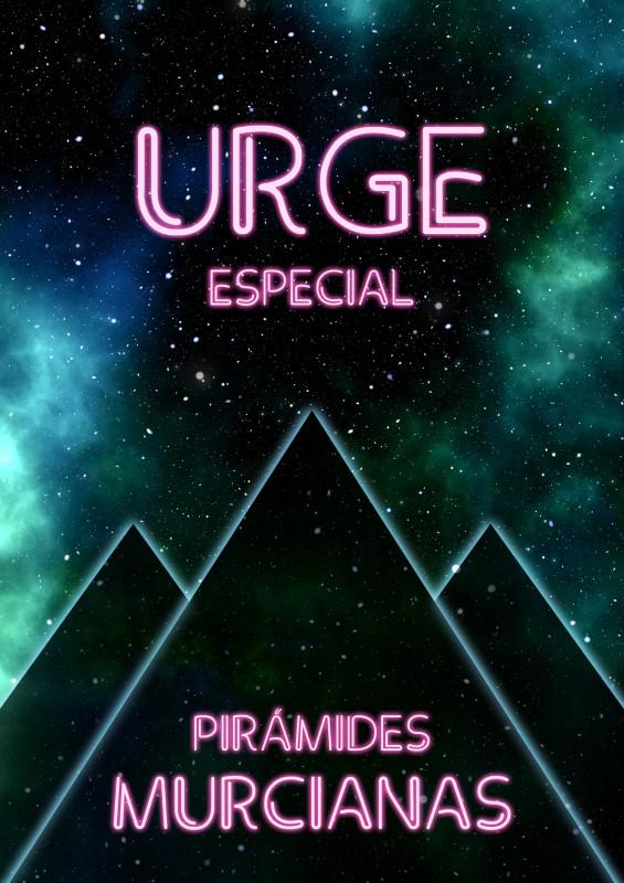 Urge Especial Pirámides Murcianas