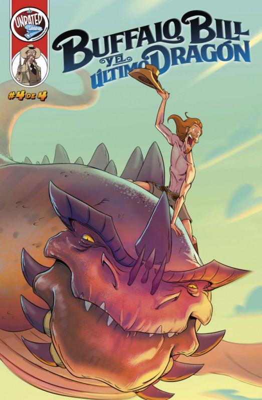 Buffalo Bill y el Último Dragón #4