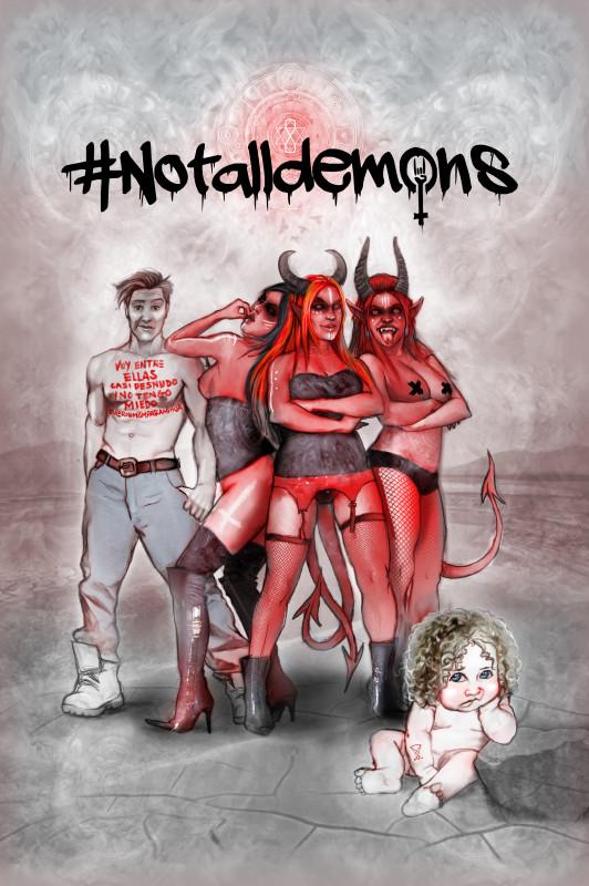 #Notalldemons