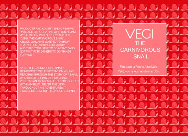 Vegi, the carnivorous snail