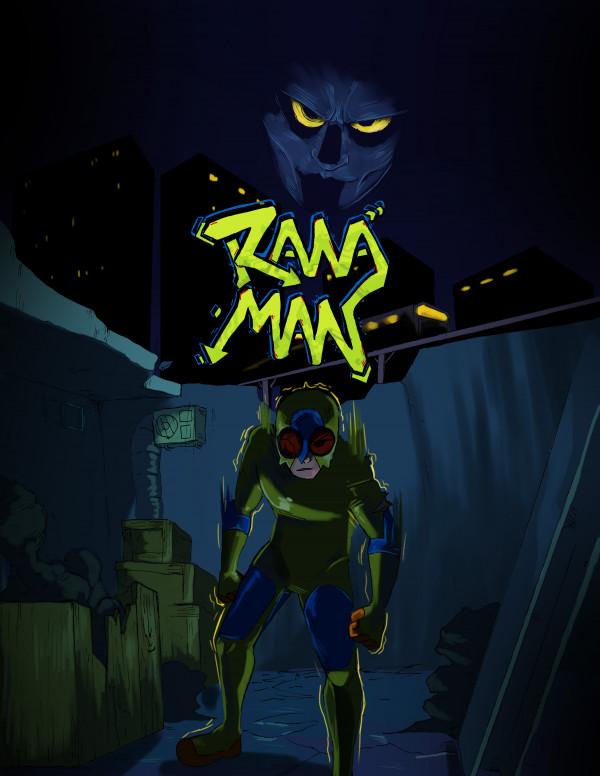 El final de Rana-Man