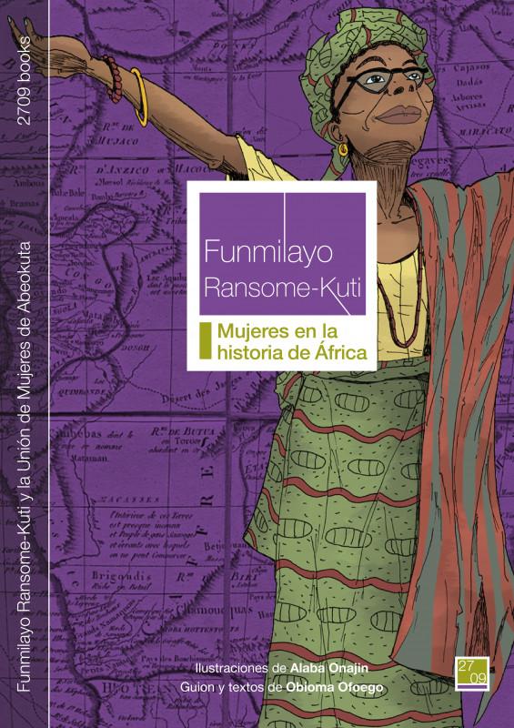 Funmilayo Ransome-Kuti y la Unión de Mujeres de Abeokuta