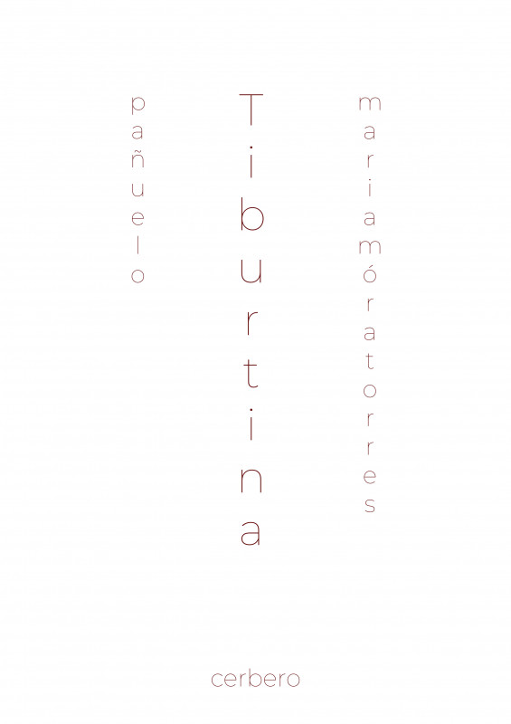 Tiburtina: Pañuelo: Voy contigo