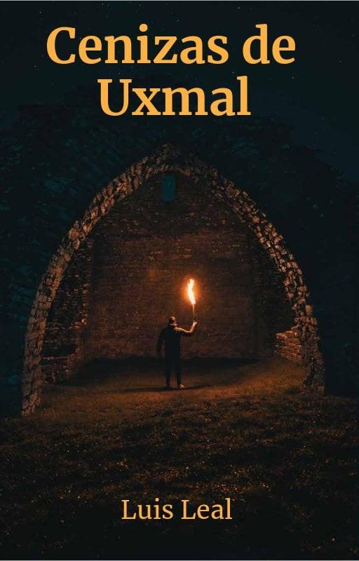Cenizas de Uxmal (Audiolibro)