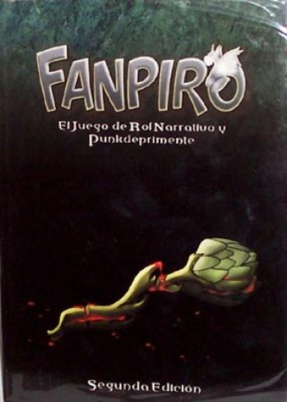 Fanpiro: El juego de rol narrativo y punkdeprimente (2ª Ed.)