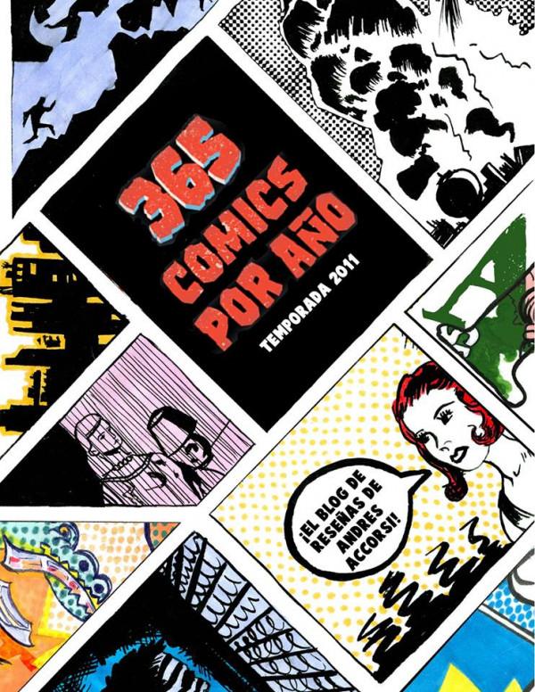 365 Comics por Año - Temporada 2011