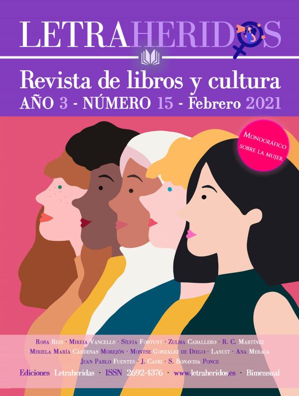 Revista Letraheridos. 2021-02. Número 15. Febrero
