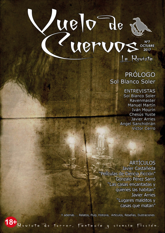 REVISTA VUELO DE CUERVOS Nº7