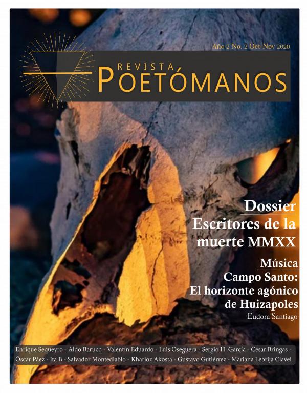 Revista Poetómanos Año 2 No.1
