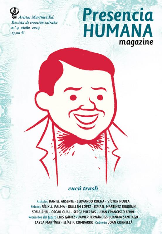 Presencia Humana Magazine   VOL. 04