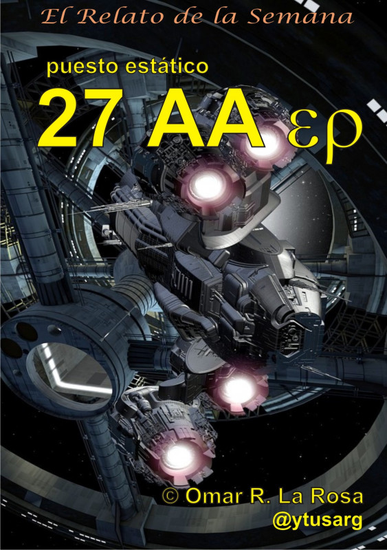 Puesto estático 27 AA er