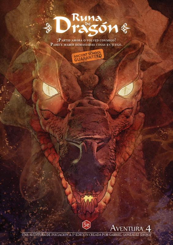 Crónicas de Aarth: 05 Runa de dragón