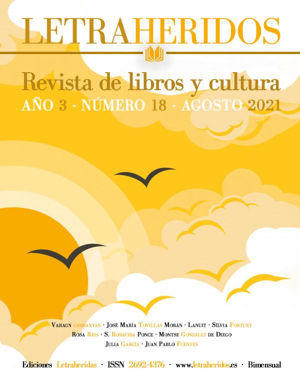 Revista Letraheridos. 2021-08. Número 18. Agosto