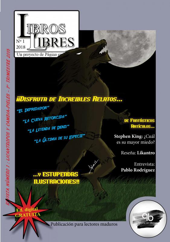 Libros Libres - Revista 1
