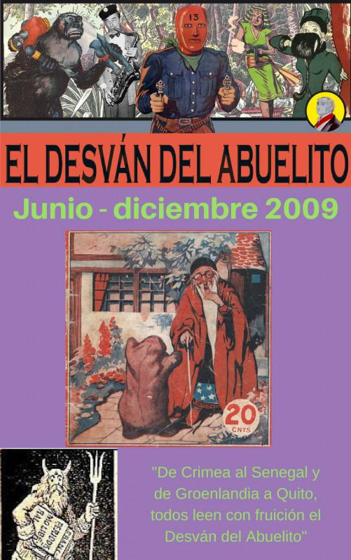 El Desvan del Abuelito - Julio a  diciembre del 2009