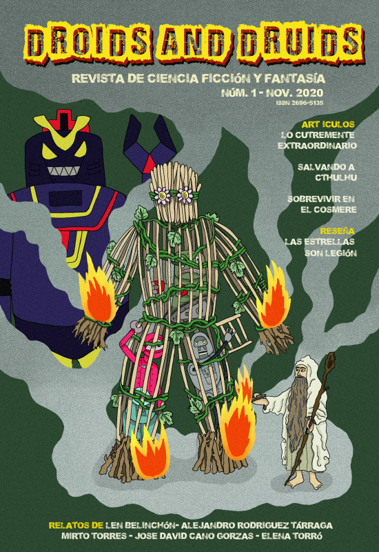Droids and Druids - Núm. 1 – Nov. 2020