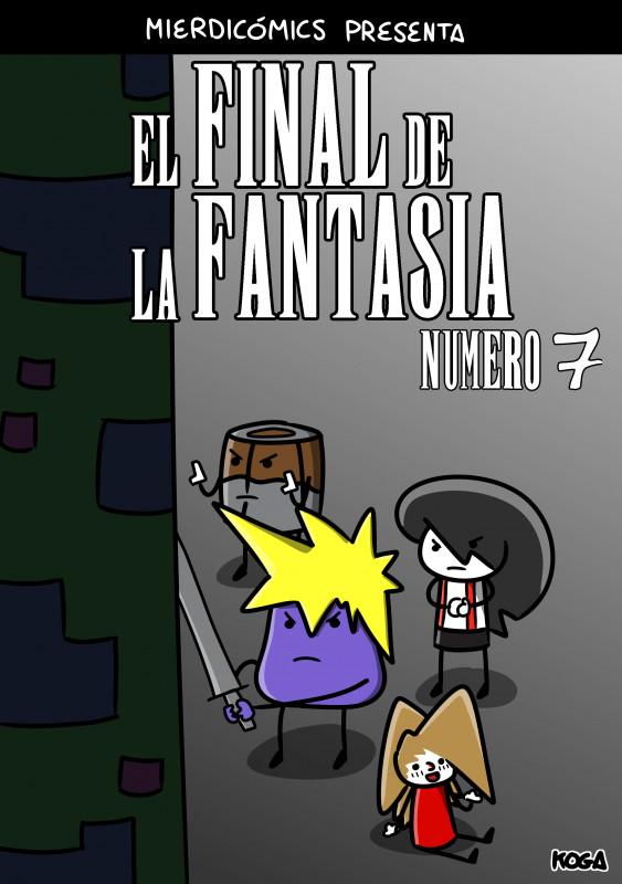 El Final de la Fantasía número 7