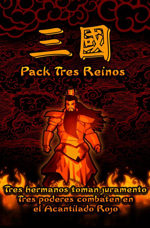 Pack Tres Reinos