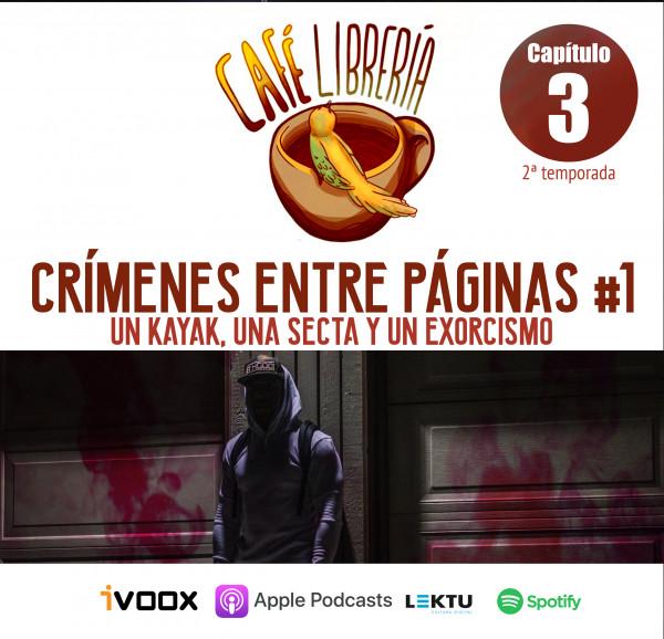 Temporada 2 , capítulo 3 - Crímenes entre páginas (parte 1)