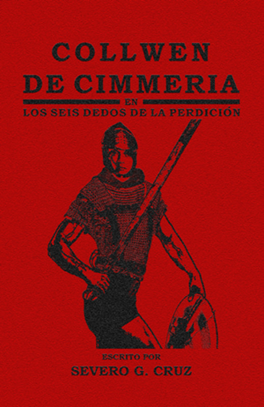 Collwen de Cimmeria en «Los seis dedos de la perdición»