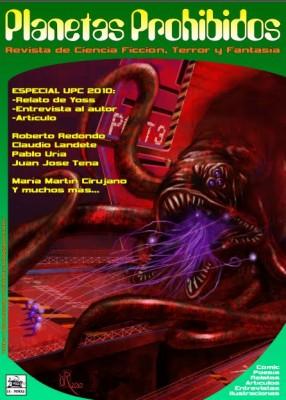 PLANETAS PROHIBIDOS: ESPECIAL UPC 2010