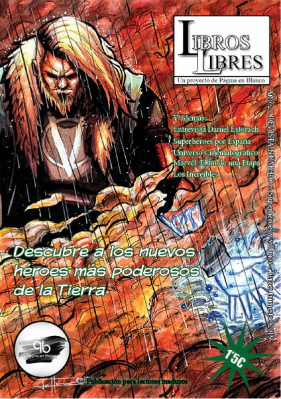 Libros Libres - Revista 6