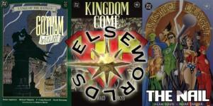 La Casa de EL 035 - Elseworlds de DC Comics
