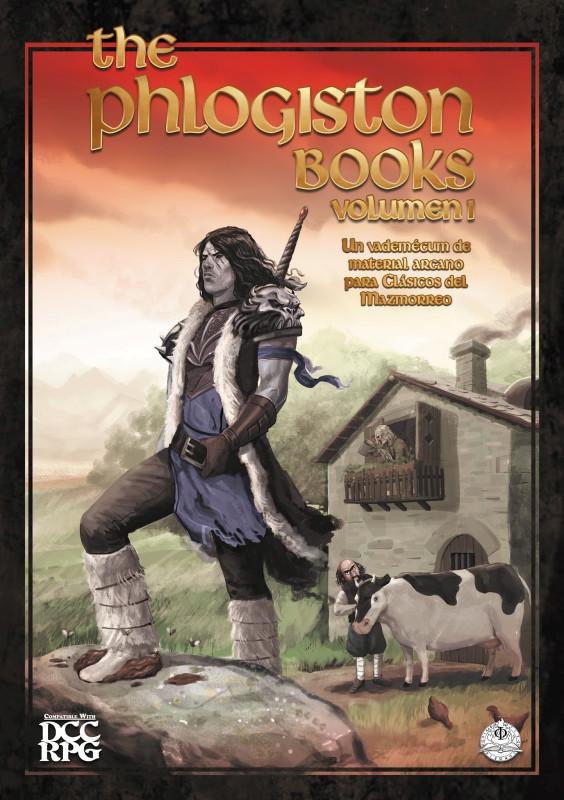 The Phlogiston Books Volumen I
