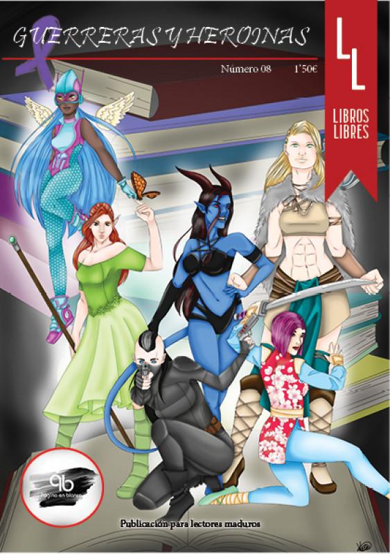 Libros Libres - Revista 8