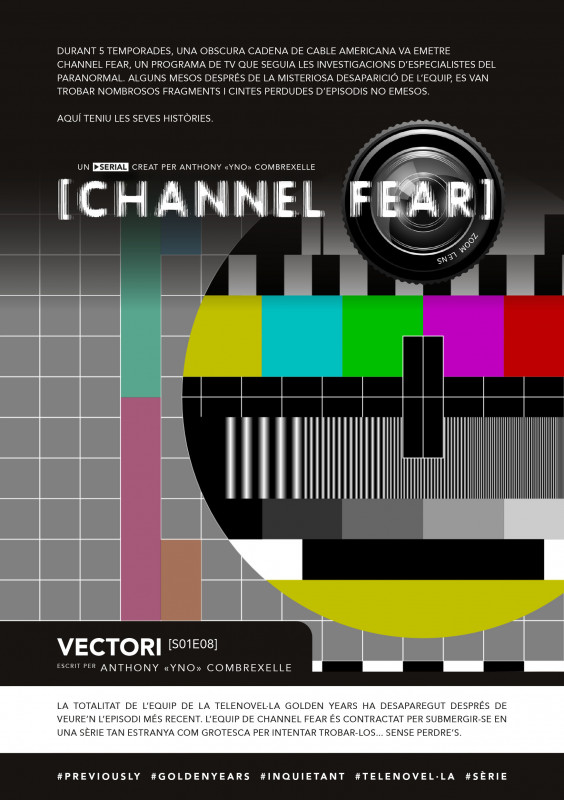 Channel Fear T1E8 Vectori