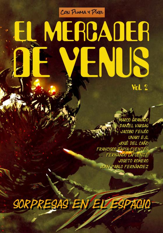 El mercader de Venus Vol. 2