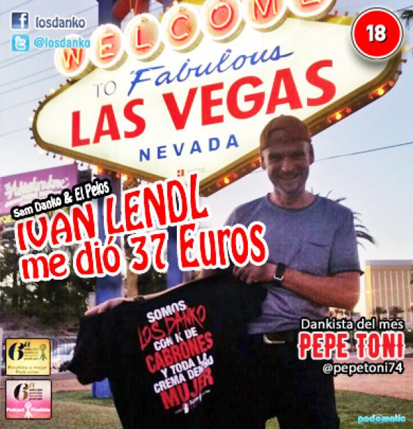 Ivan Lendl me dió 37 Euros...