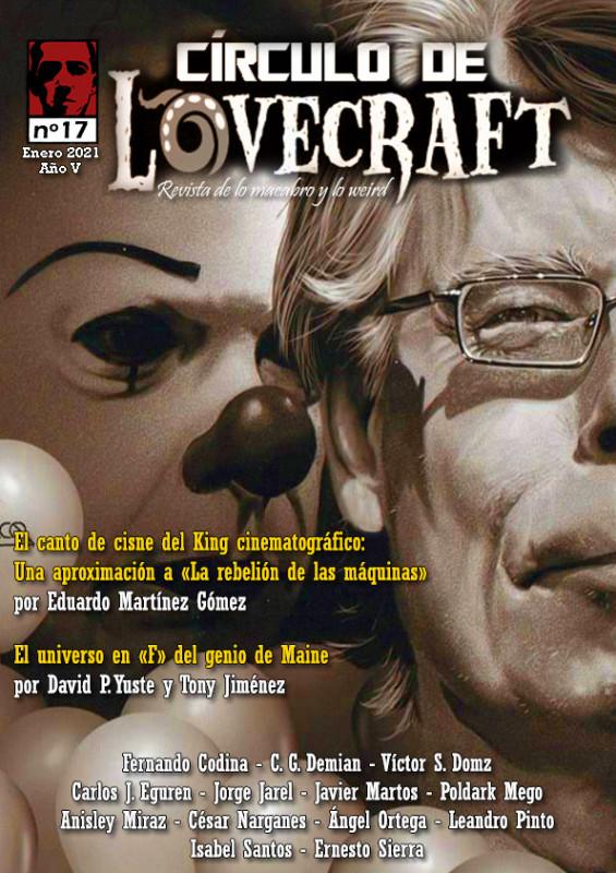 Círculo de Lovecraft nº17