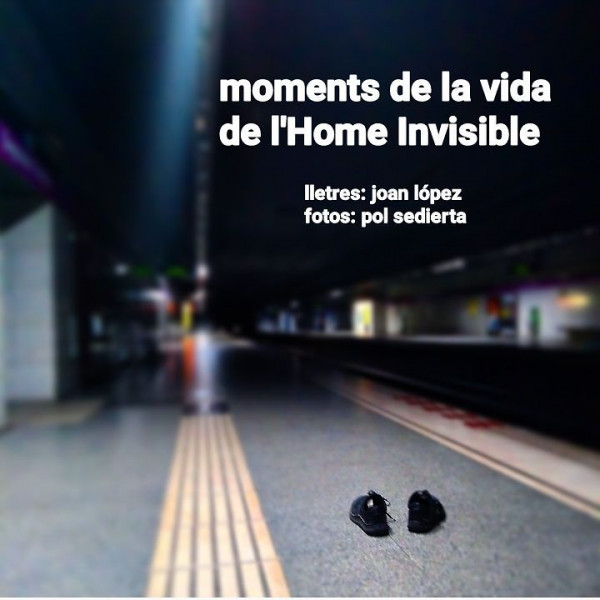 Moments de la vida de l'Home Invisible