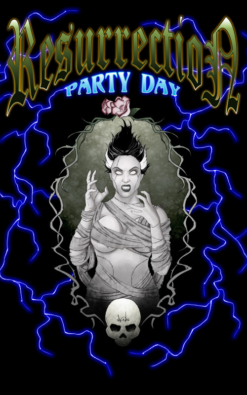 Resurrection Party Day