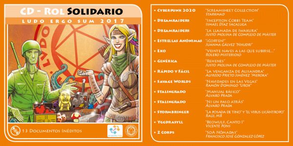 CD Rol Solidario LES 2017