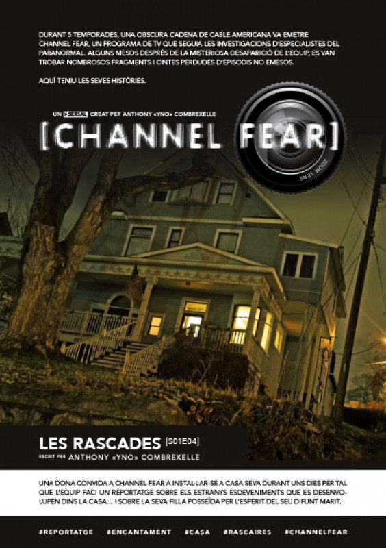 Channel Fear T1E4 Les rascades