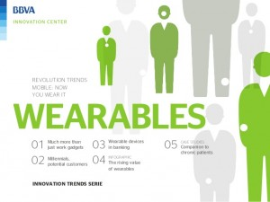 Wearables, mobile revolution