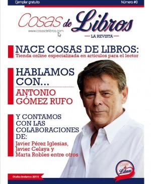 Revista Cosas de Libros