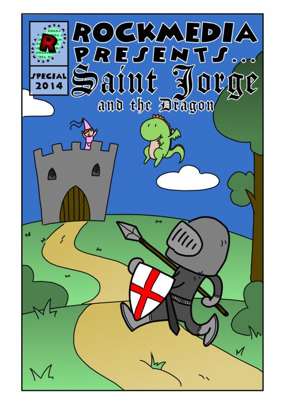 Rockmedia presents... Saint George and the Dragon