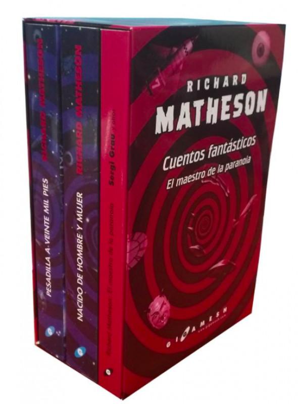 Estuche especial de Richard Matheson