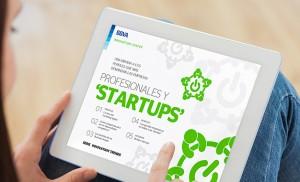 Profesionales y 'startups'