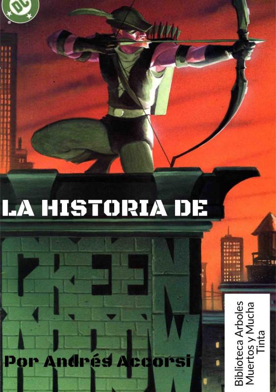 La Historia de Green Arrow