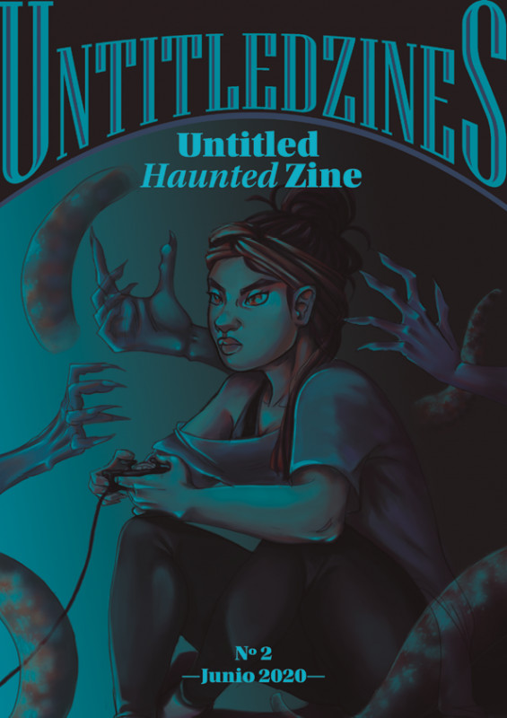 Untitled Haunted Zine