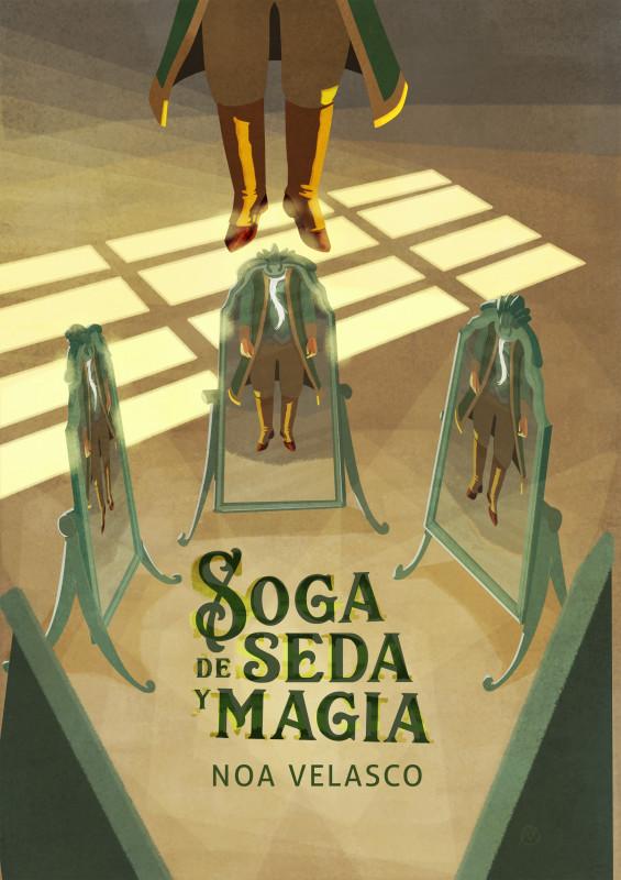 Soga de seda y magia